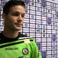 - Det var mer eller mindre ett ställningskrig hela matchen, säger Jonas Sandqvist.
