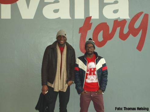 En duo med Vivalla-rötter ska driva ÖSK till framgång på mittfältet.